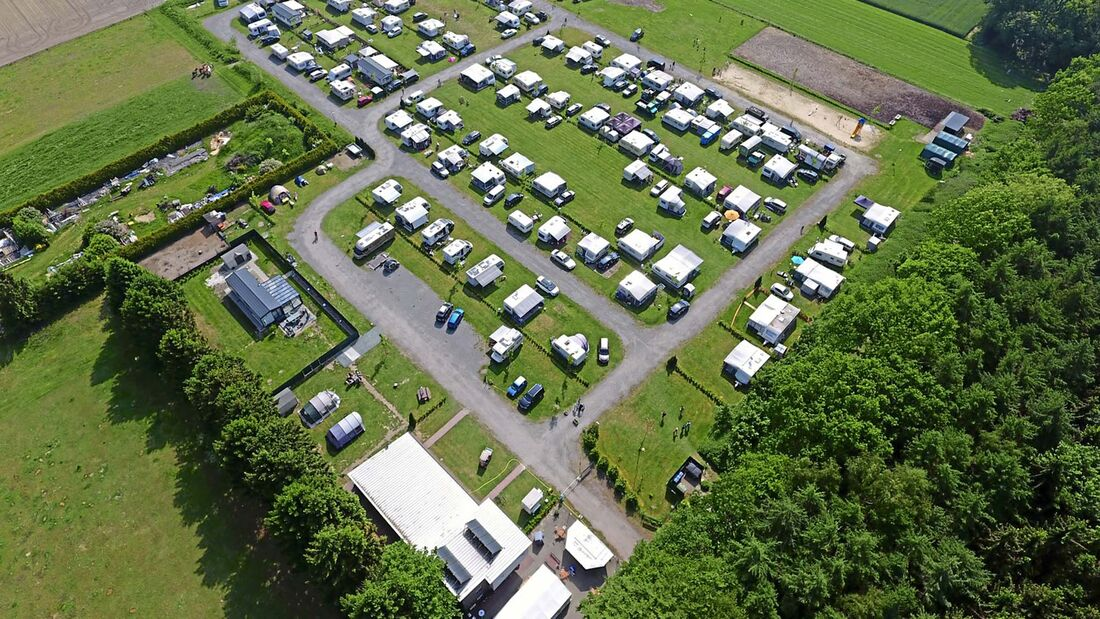 Campingplatz Surwold / Blankes Glück