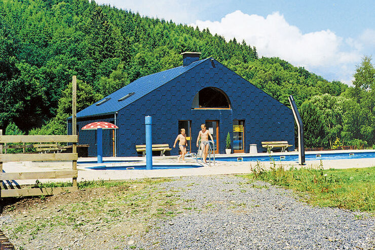 Campingplatz-Tipp: Belgien, Moulin de Malempré