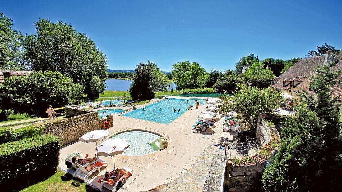 Campingplatz-Tipp Boussac-Bourg