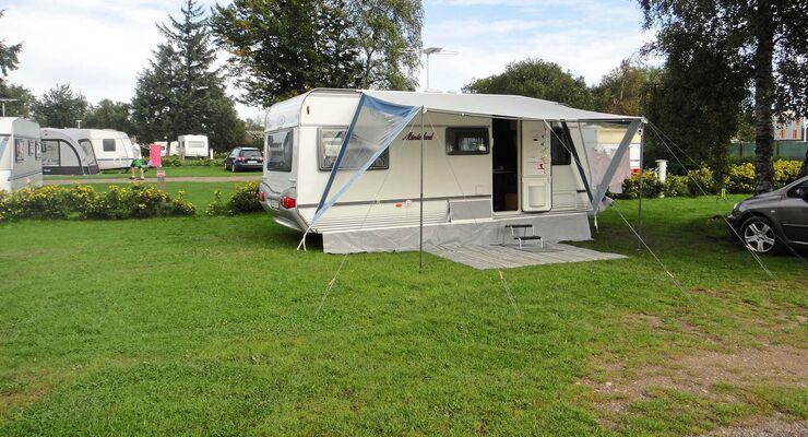 Campingplatz-Tipp: Dancamps Kolding in Dänemark Südjütland