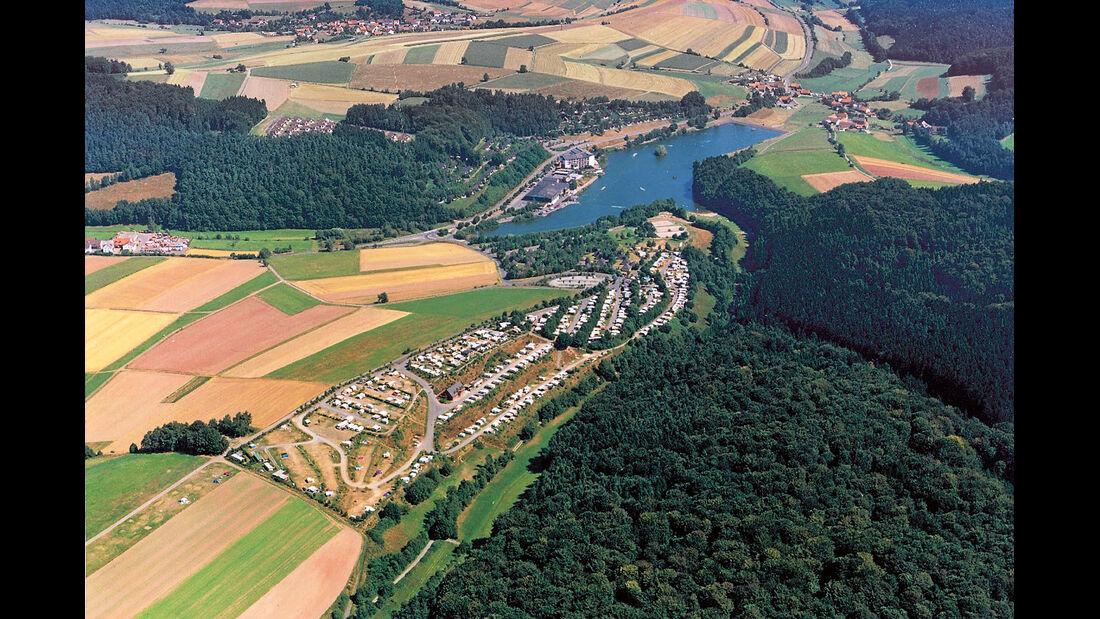Campingplatz-Tipp: Deutschland, Seepark, See