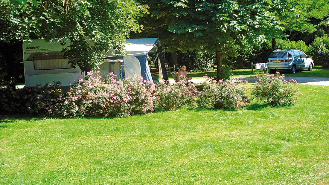 Campingplatz-Tipp Frankreich