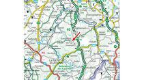 Campingplatz-Tipp: Frankreich, Karte