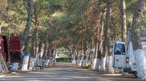 Campingplatz-Tipp: Griechenland, Olympos Beach Camping, Campingplatz