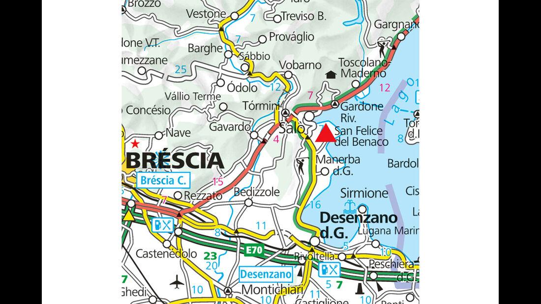 Campingplatz-Tipp: Italien