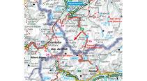 Campingplatz-Tipp: Schweiz, Karte