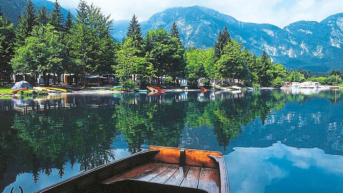 Campingplatz-Tipp Slowenien