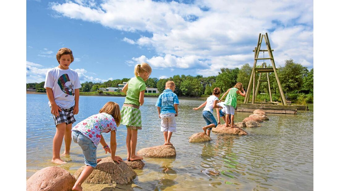 Campingplatz-Tipp Vakantiepark Hunzedal