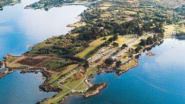 Campingplatz-Tipp West Cork: Eagle Point Camping