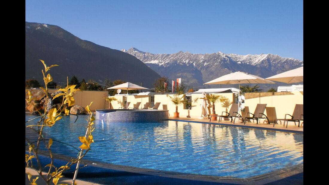 Campingplatz-Tipps: Bestenliste, Italien, Comfortcamping Schlosshof