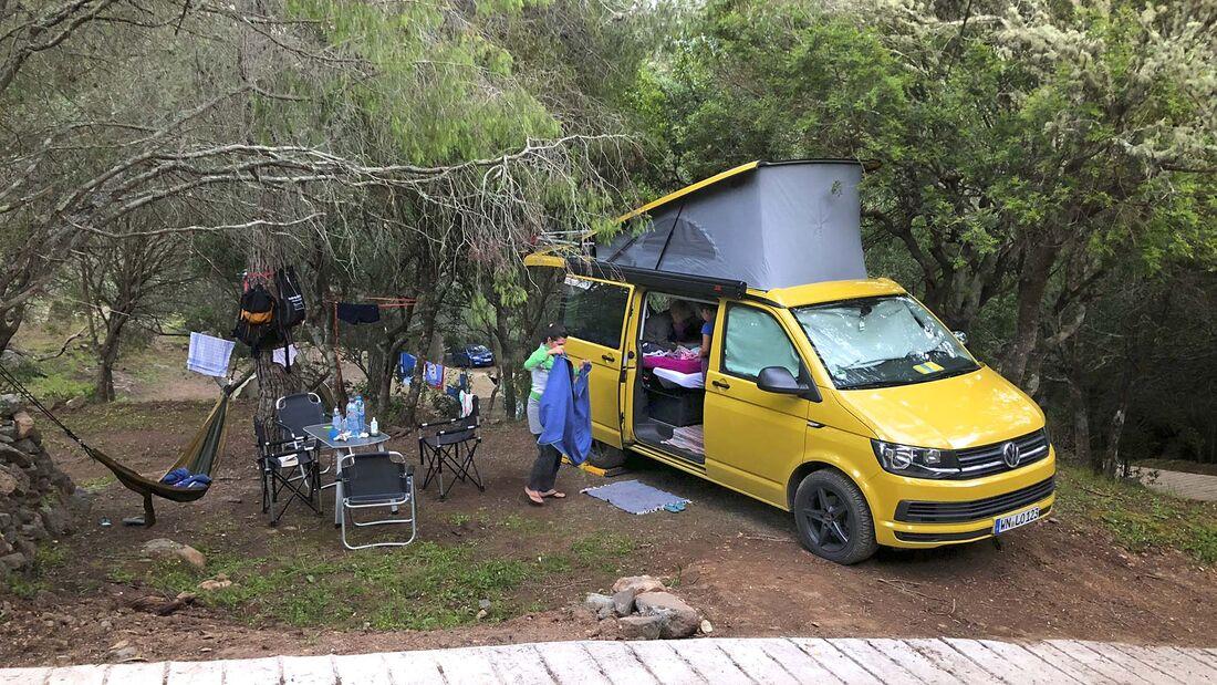 Campingplatz-Tipps Inseln