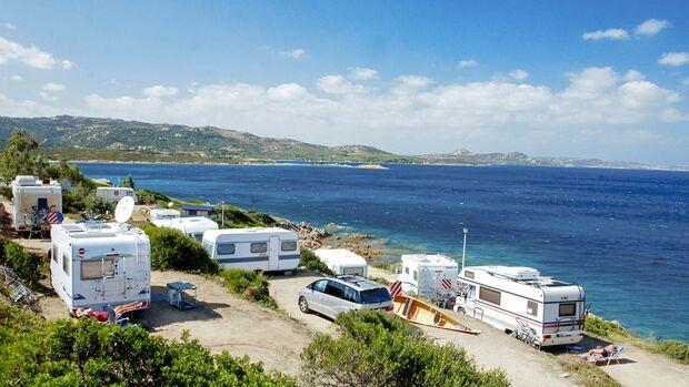 Campingplatz-Tipps Sardinien