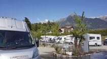 Campingplatz-Tipps in den Alpen