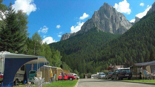 Campingplatz Vidor Family & Wellness Resort in Italien