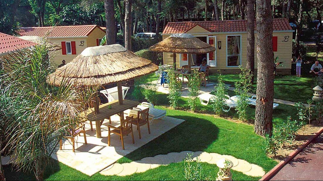 Campingplatz Yelloh! Village Le Brasilia in Frankreich