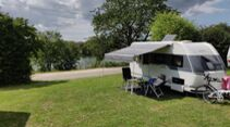 Campingplatz am Marktler Badesee
