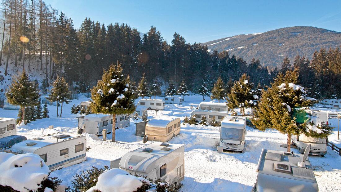 Campingplatz des Monats: Camping Corones