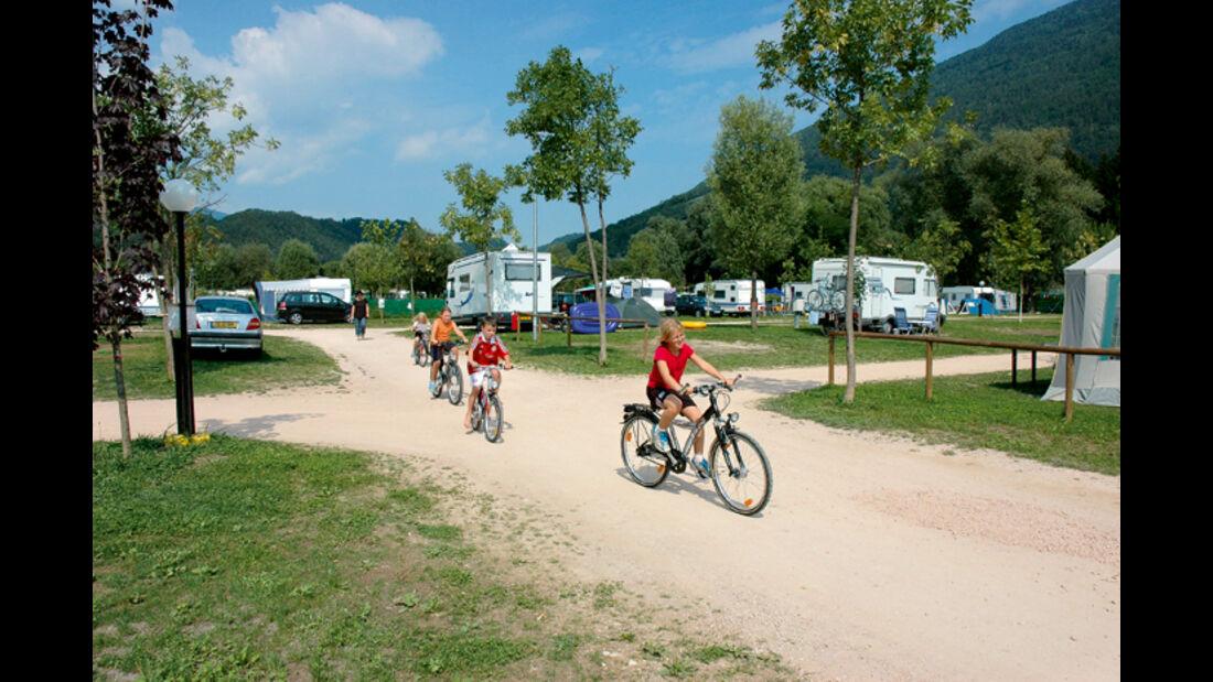Campingplatz des Monats: Camping Nature Village