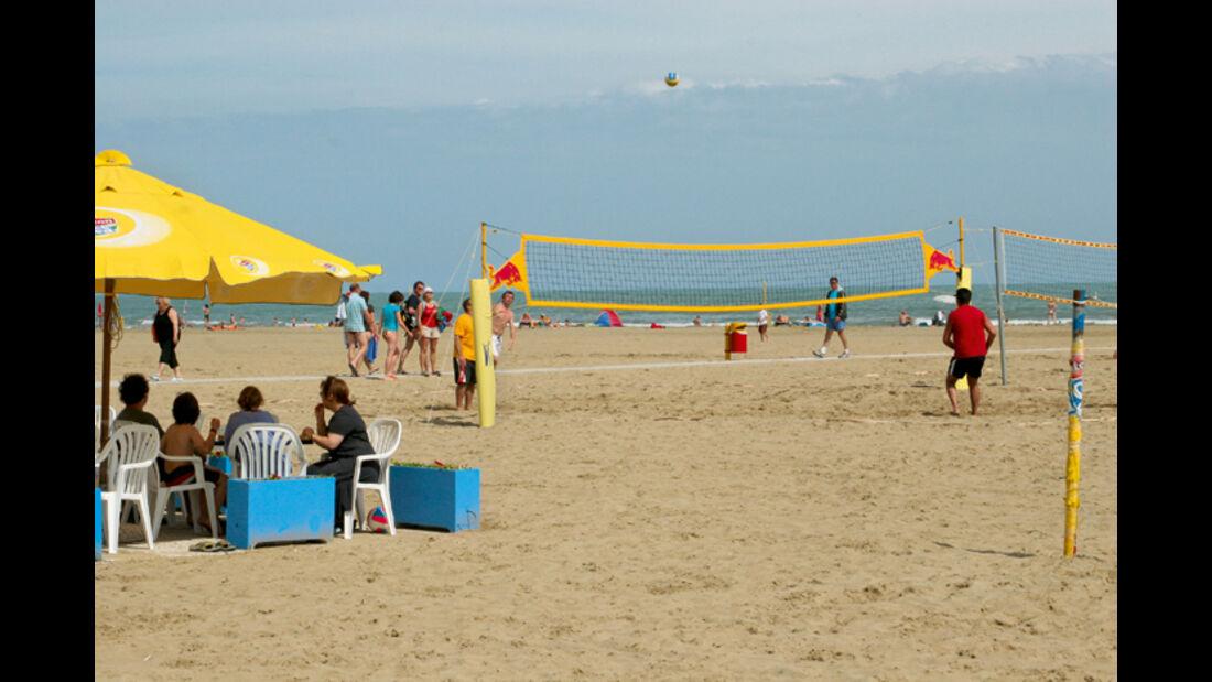Campingplatz des Monats: Marina di Venezia