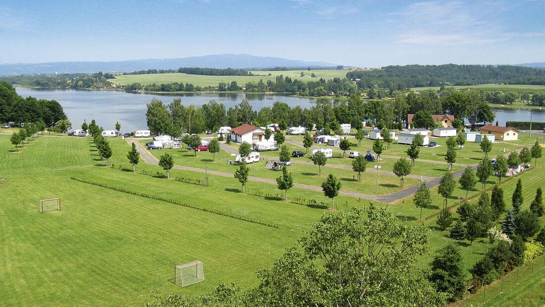 Campingplatz des Monats: Vaclav, CAR 07/2012
