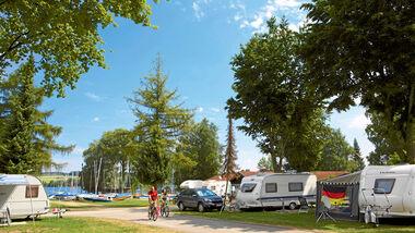 Campingplatz des Monats: Waging, Campingplatz