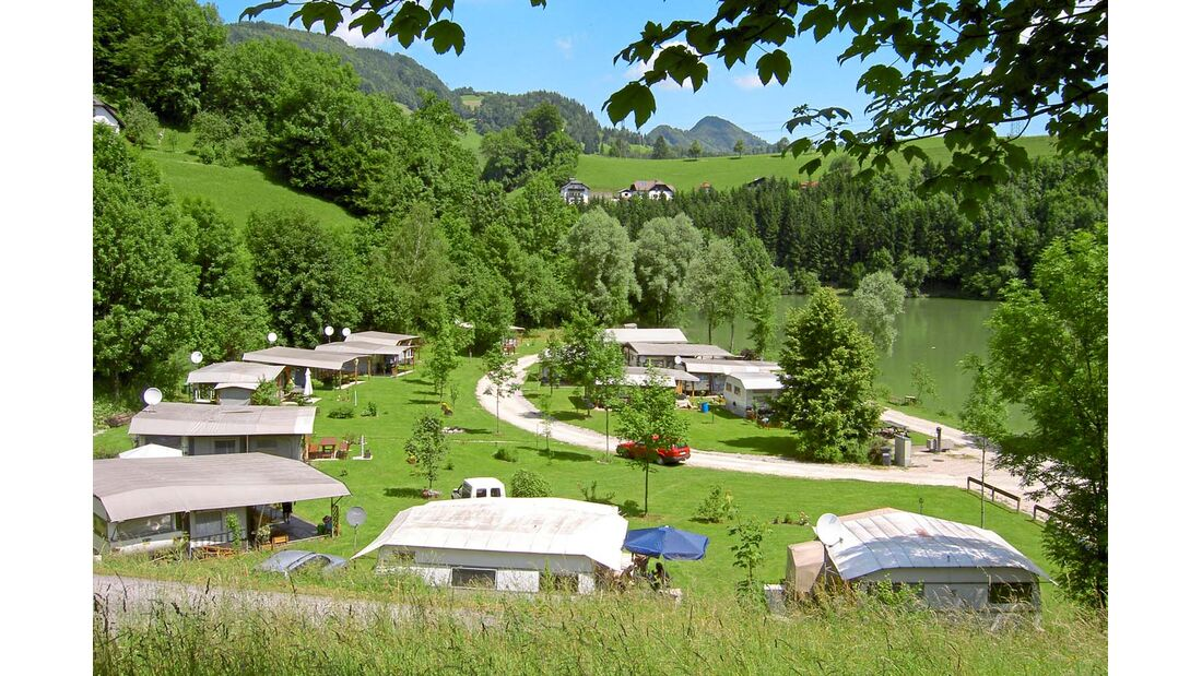Campingplatz in Großraming
