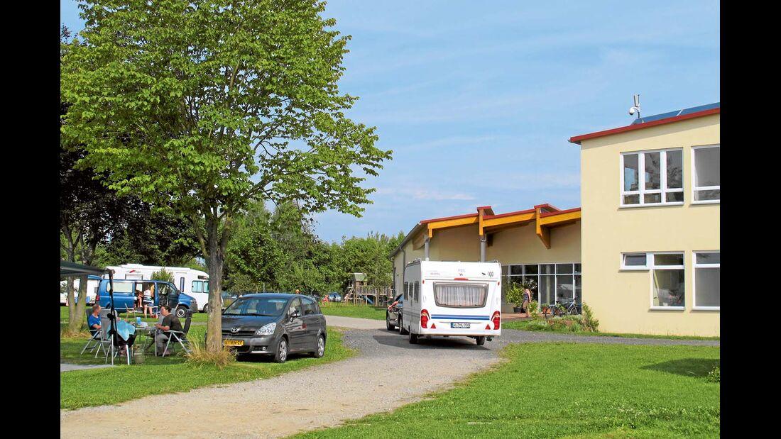 Campingplatz in Kleinröhrsdorf