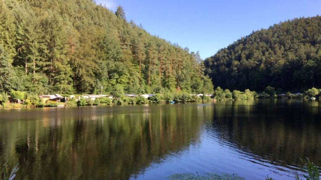 Campingplaz Neudahner Weiher