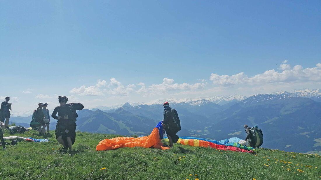 Campingreise Kitzbüheler Alpen