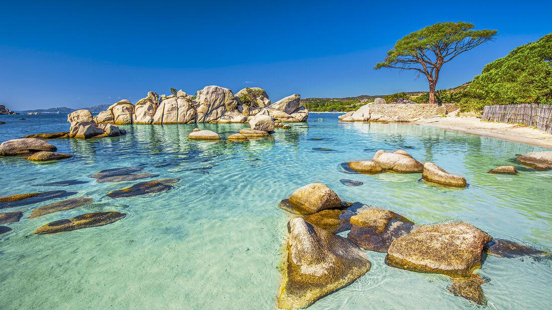 Campingreise Korsika