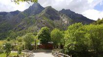 Campingreise Pyrenäen
