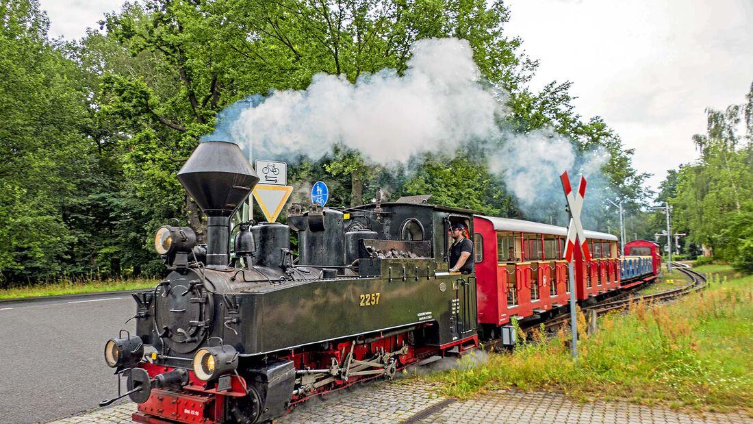 Campingreise Spreewald