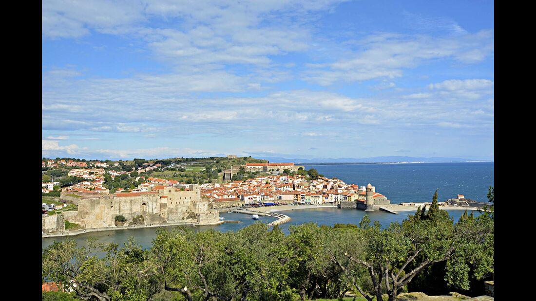 Campingurlaub Roussillon