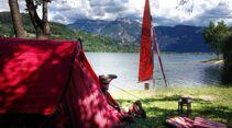 Campingurlaub in der Valsugana