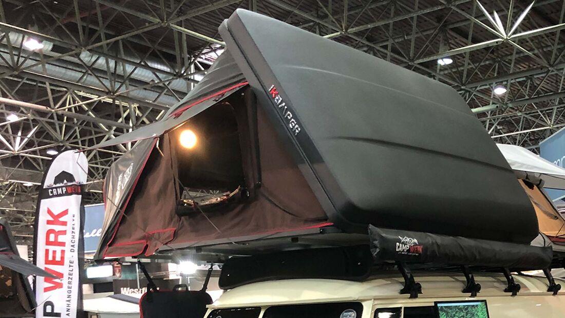 Campwerk-Dachzelt