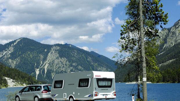 Carado C205, Caravan