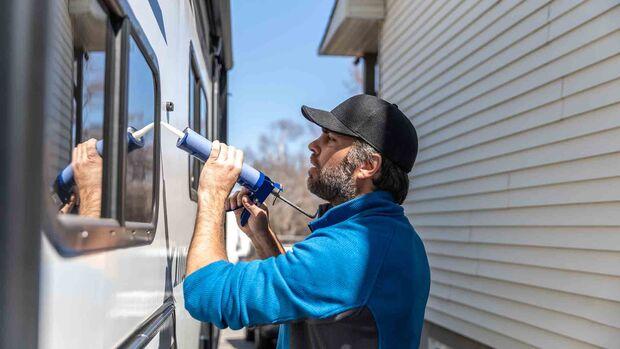 Caravan DIY