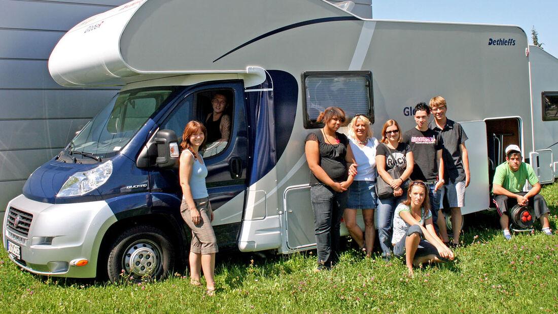 Caravan Dethleffs Family Stiftung Jugendwohngemeinschaft Memmingen weg-ev.de