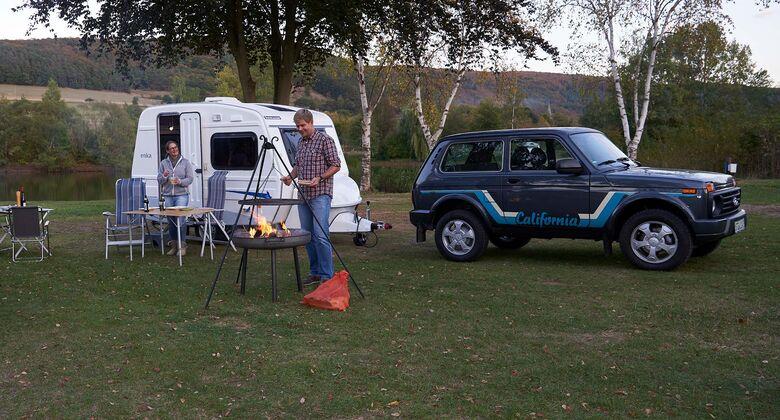 Caravan-Extreme: Low-Budget vs High Budget