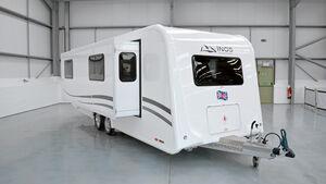 Caravan Frontansicht
