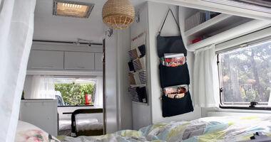 Caravan-Makeover