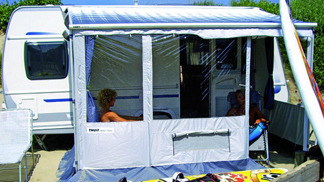 Caravan Markise Safari Style