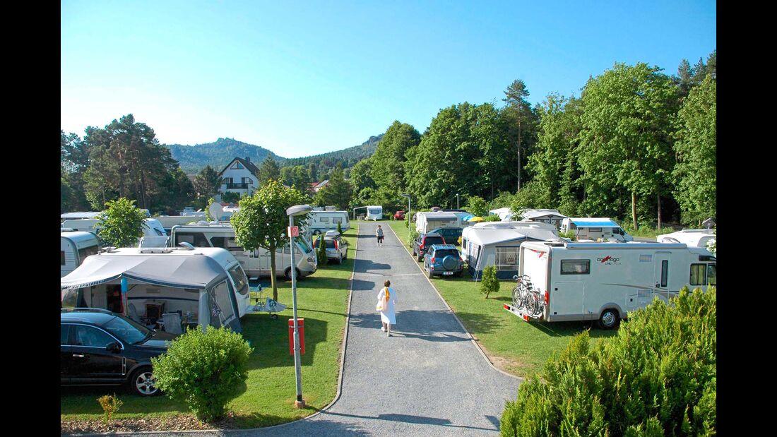 Caravan Park Sächsische Schweiz