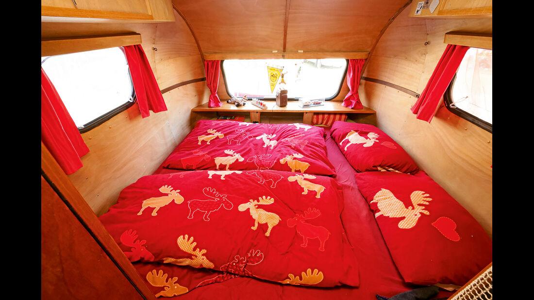 Caravan SMV Bett