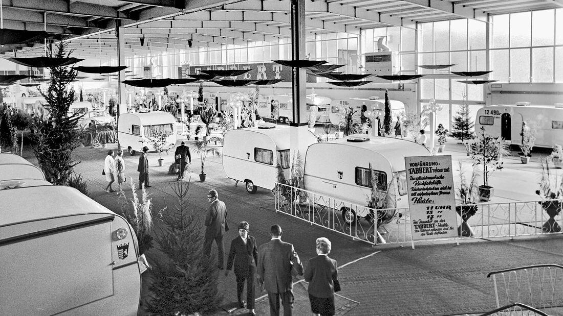 Caravan Salon Düsseldorf