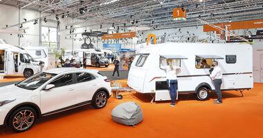 Caravan Salon Düsseldorf 2020