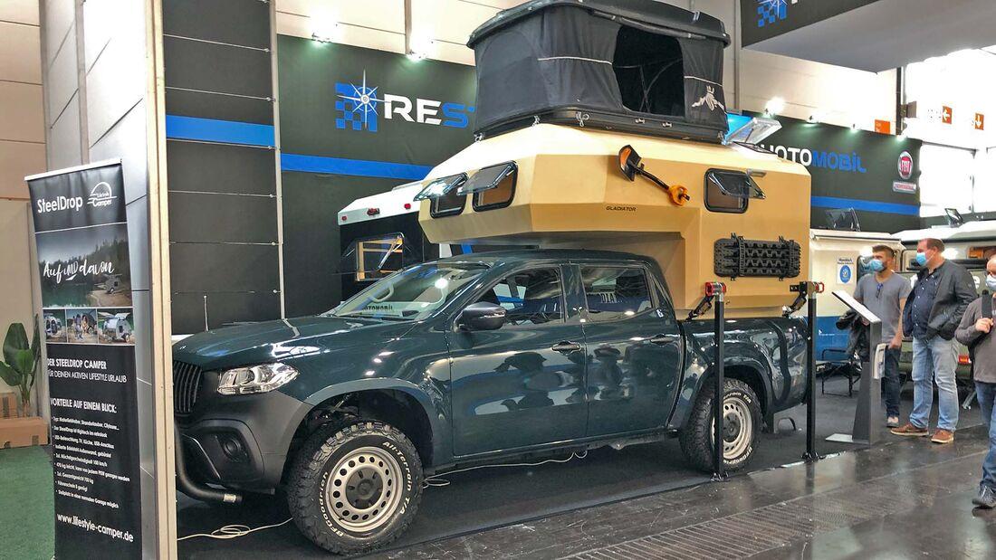Caravan Salon Impressionen 2021