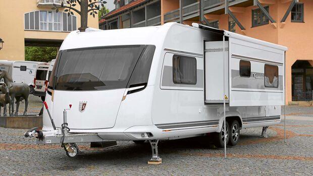 Caravan Tabbert Cellini 750 HTD