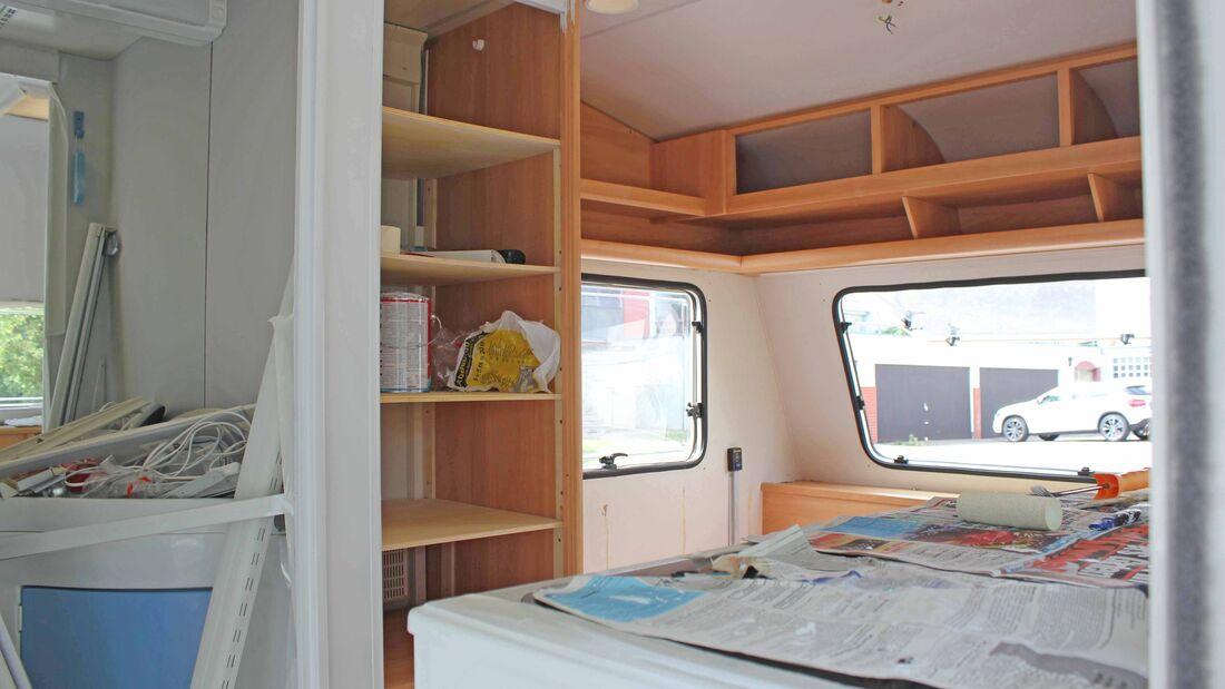 Caravan renovieren