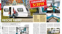Caravaning 5/2014 Dethleffs C'go 475 FR